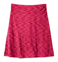 OR Women's Flyway Skirt scarlet/desert sunrise