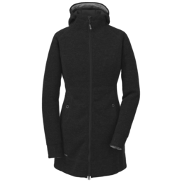 OR Women's Salida Long Hoody black