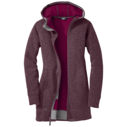 OR Women's Salida Long Hoody pinot