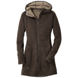 OR Women's Salida Long Hoody earth