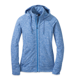OR Women's Melody Hoody cornflower