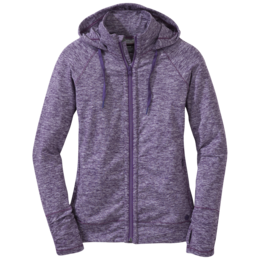 OR Women's Melody Hoody (F17) elderberry