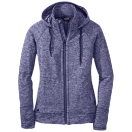 OR Women's Melody Hoody blue violet