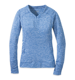 OR Women's Melody L/S Shirt cornflower