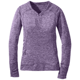 OR Women's Melody L/S Shirt elderberry
