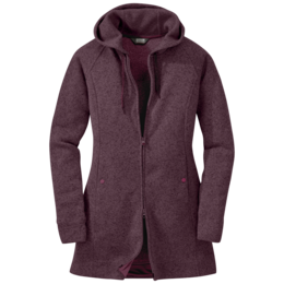 OR Women's Longitude Hoody pinot
