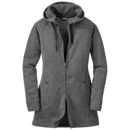 OR Women's Longitude Hoody charcoal