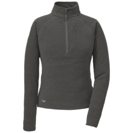 OR Women's Soleil Pullover charcoal