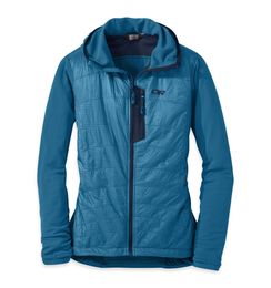 OR Women's Deviator Hoody cornflower