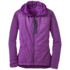 OR Women's Deviator Hoody ultraviolet