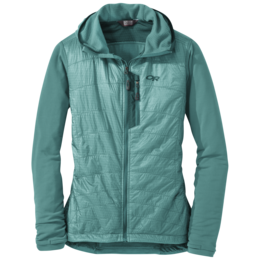 OR Women's Deviator Hoody seaglass