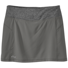 OR Women's Peregrine Skort pewter
