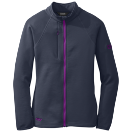 OR Women's Radiant Hybrid Jacket night/ultraviolet