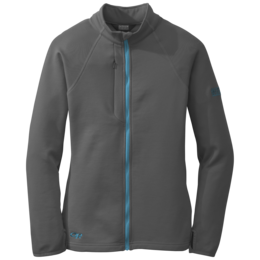 OR Women's Radiant Hybrid Jacket charcoal/rio
