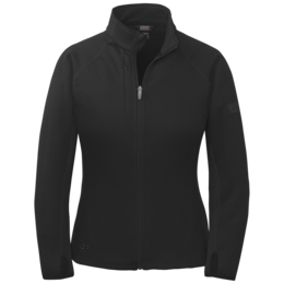 OR Women's Radiant Hybrid Jacket black/flame
