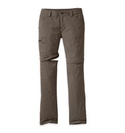 OR Women's Equinox Convert Pants mushroom