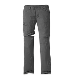 OR Women's Equinox Convert Pants charcoal