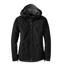 OR Women's Aspire Jacket (S18) black
