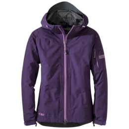 OR Women's Aspire Jacket (S18) elderberry