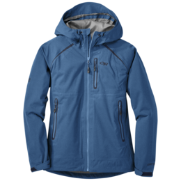OR Women's Clairvoyant Jacket cornflower