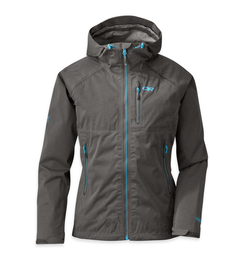 OR Women's Clairvoyant Jacket charcoal
