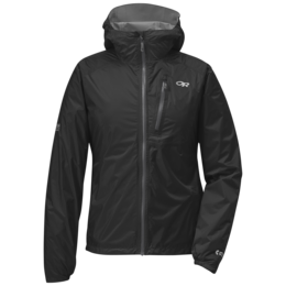 OR Women's Helium II Jacket black/charcoal