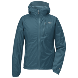 OR Women's Helium II Jacket washed peacock