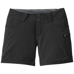 "OR Women's Ferrosi Summit 5"" Shorts black"