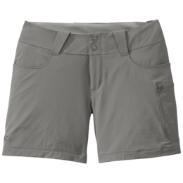 "OR Women's Ferrosi Summit 5"" Shorts pewter"