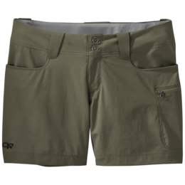 "OR Women's Ferrosi Summit 5"" Shorts fatigue"