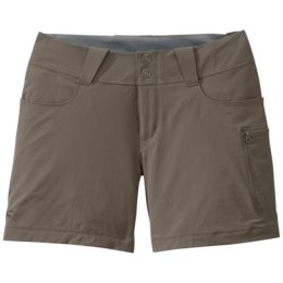 "OR Women's Ferrosi Summit 5"" Shorts mushroom"