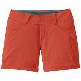 "OR Women's Ferrosi Summit 5"" Shorts paprika"