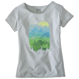 OR Women's Windsong Tee alloy