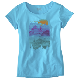OR Women's Windsong Tee rio