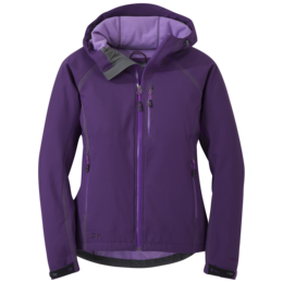 OR Women's Mithril Jacket elderberry