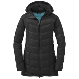 OR Women's Sonata Down Parka black/rio