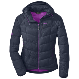 OR Women's Sonata Hooded Down Jacket night/ultraviolet
