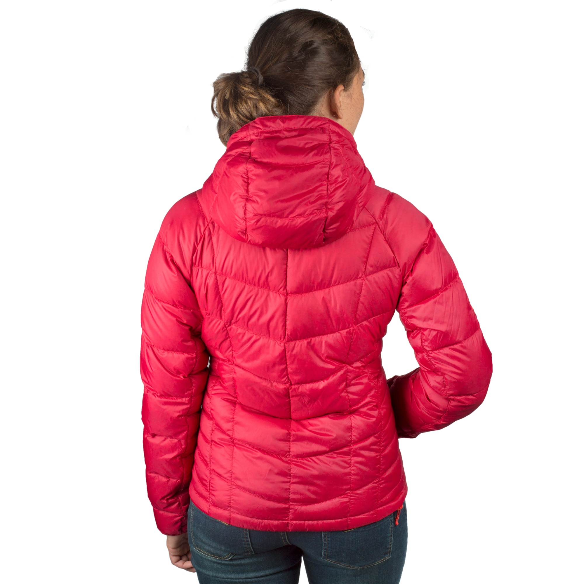 Women's Sonata Hooded Down Jacket - oasis/night | Outdoor Research