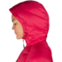 OR Women's Sonata Hooded Down Jacket raspberry/desert sunrise