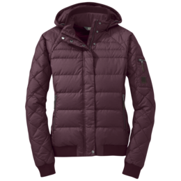 OR Women's Placid Down Jacket pinot