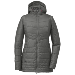 OR Women's Breva Parka pewter/desert sunrise