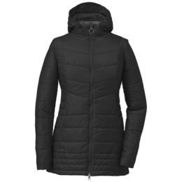 OR Women's Breva Parka black/pewter