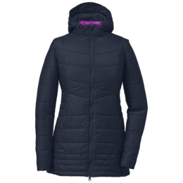 OR Women's Breva Parka night/ultraviolet