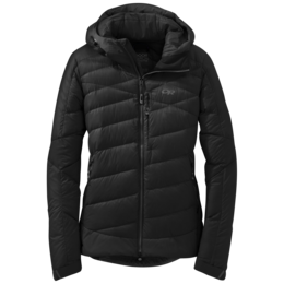 OR Women's Diode Hooded Jacket black