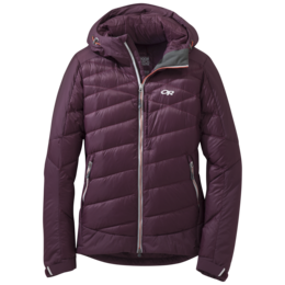 OR Women's Diode Hooded Jacket pinot