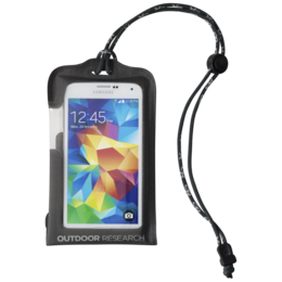 OR Sensor Dry Pocket Smartphone Large charcoal