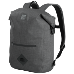 OR Rangefinder Dry Backpack charcoal heather