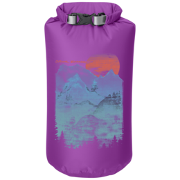 OR Windsong Dry Sack 10L ultraviolet