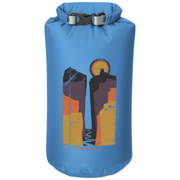 OR Canyonlands Dry Sack 10L tahoe