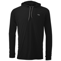 OR Men's Echo Hoody black/pewter